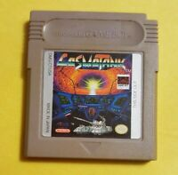 Cosmotank (Nintendo Game Boy, 1990) Gameboy Cartridge ***Tested