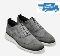 🔥COLE HAAN ZEROGRAND Oxford Stitchlite Ironstone Men's Shoes C27565 - NEW!