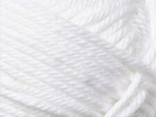 PATONS COTTON BLEND 8PLY YARN 50G BALL - WHITE #01