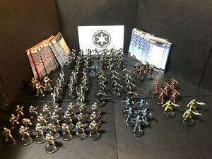 Star Wars Miniatures RANDOM LOT of 5 Mandalorian Army Builder Assault Legion RPG