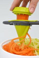 Neat Ideas SpiraVeg - Vegetable Spiralizer twister peeler - 2 x different blades