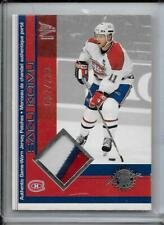 01-02 PACIFIC McDONALDS PRISM GOLD JERSEY PATCH #12 SAKU KOIVU 37/239 CANADIENS