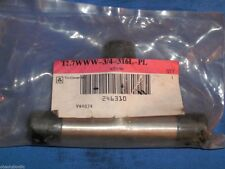 TRI-CLOVER/ALFA LAVAL TL7WWW-3/4-316L-PL HIGH PURITY WELD TEE 0.75""