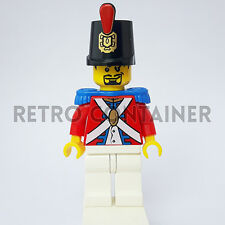 LEGO Minifigures - 1x pi092 - Imperial Soldier - Guard Pirates Omino 6239 8396