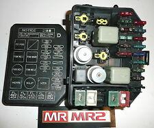 s l225 toyota mr 2 fuses & fuse boxes ebay mr2 engine bay fuse box at panicattacktreatment.co