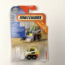 Matchbox MBX Skidster Model Car Toy Construction Vehicle