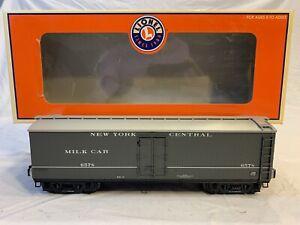 2012 Lionel 6-17348 New York Central CCII Niagara Milk Car #6578 NEW O Gauge