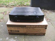 Marantz NR1504 Slim-line 5.1 AV-Receiver (85 Watt, HDMI), schwarz