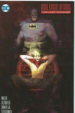 Dark Knight Returns The Last Crusade #1 Sienkiewicz Var Cvr New Bagged & Boarded