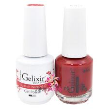 GELIXIR Soak Off Gel Polish Duo Set (Gel + Matching Lacquer) - 053