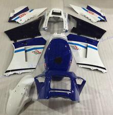 Fairing Set Cowl Plastic Kit Fit For SUZUKI RG500 RG400 Gamma 1984-1987 1985 D