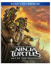 Teenage Mutant Ninja Turtles: Out Of The Shadows [New Blu-ray] With DVD, Digit