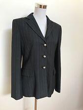 Calvin Klein   Striped Women's Blazer   Size 8  