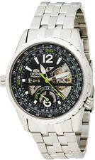 Orient Watch Rally CFT00004B0 FT00004B Sports Racing Stainless Steel 100M