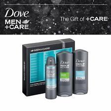Dove Men Care Daily Care Trio Gift Set
