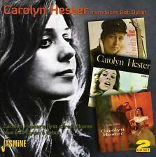 Carolyn Hester - Introduces Bob Dylan [New CD]