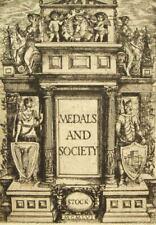 Antique etching; Medals and Society, Antonio di Puccio Pisano