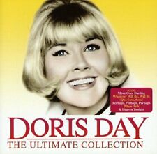 DORIS DAY ~ THE ULTIMATE COLLECTION / BEST OF  { NEW & SEALED CD }