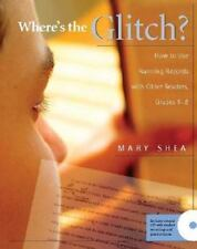 Where's the Glitch? : How to Use Running Records with Older Readers, Grades...