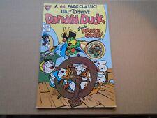 DONALD DUCK #250 (Dell/Gold Key/Gladstone/Gemstone) 1987 NM