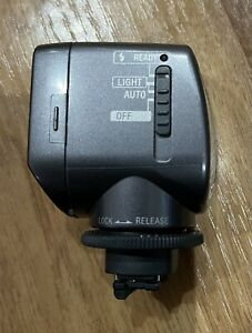 Sony HVL-HFL1 Combination Video Light/Flash for Camcorders