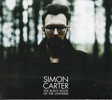 Simon Carter (The Cops) - The Black Book Of The Universe (2010 CD) Digipak (New)