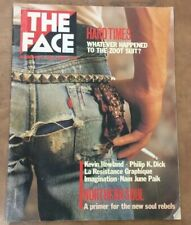 The Face - Volume 29 September 1982 Magazine | Sting, Scandal, Zoot Suit