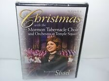 Christmas With The Mormon Tabernacle Choir Temple Square (DVD for USA/Canada NEW