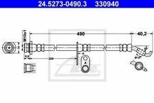Flexible de frein SUZUKI SPLASH SWIFT III (MZ, EZ) 4006633327121