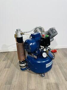 Dürr Dental Kompressor Modell 5221 mit 400V Anschluss gebraucht Mwi017942