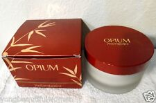NEW AUTHENTIC OPIUM 200ml / 6.6oz PERFUMED BODY CREAM BY YVES SAINT LAURENT