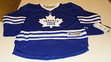 2013-14 Toronto Maple Leafs NHL Alt Jersey 4-7 Hockey Child Reebok Youth Black