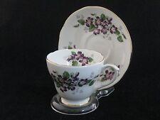 "Duchess Tea Cup & Saucer ""Violetta"" Made In England"