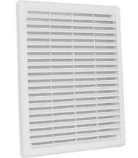 """Cubierta de rejilla de ventilación de aire 300x300mm (12x12"""") BLANCO Ventilación Parrilla Cubierta"""