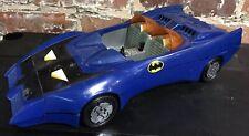 Vintage DC Super Powers Batman Batmobile 1984 Justice League Near Complete