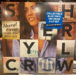 SHERYL CROW.....TUESDAY NIGHT MUSIC CLUB/RSD 2-LP SET COLORED VINYL-NEW SEALED