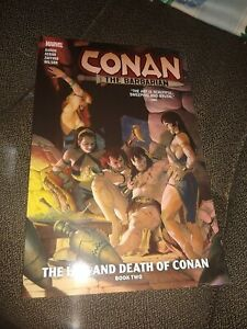 Conan Volume 2: The Life And Death Of Conan Book Two