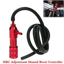 MBC Adjustment Manual Turbo Boost Controller Universal Red Polished Racing Parts