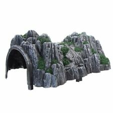 1pc Model Train Railway Tunnel Train Cave Tunnels Accessories 1:87 Ho Oo Scale