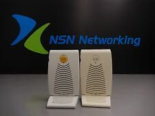Lot of 2x Aruba Networks AP-61 Wireless Access Points w/ Power Supplies