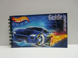Vintage - Hot Wheels Mini 2002 Catalog