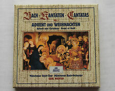 Karl RICHTER/BACH Cantatas Vol.1 Advent & Christmas 4CD ARCHIV 439369-2 (no IFPI