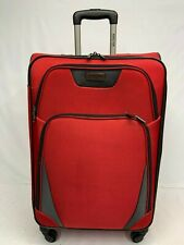 """Kenneth Cole Reaction Going Places 24"""" Expandable Luggage Suitcase"""