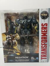 Transformers The Last Knight Premier Edition Leader Class Megatron