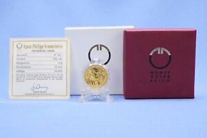 Österreich 50 Euro 2008 Semmelweis * 10,14 Gramm - 986 Gold* Proof mit Box