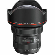 NEW Canon EF 11-24mm F/4.0 EF Lens UK DISPATCH