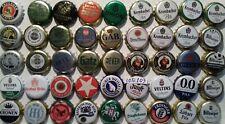 lote 103 45  chapas de cerveza y refrescos
