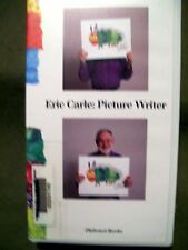 Eric Carle : Picture Writer by Eric Carle (1993, Video, VHS Format)