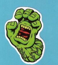 Lot of 2 Screaming Hand, Hulk,Vinyl Stickers for Skateboard/Laptop
