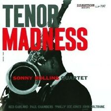 "Sonny Rollins Quartet ""tono Madness"" CD NUOVO"